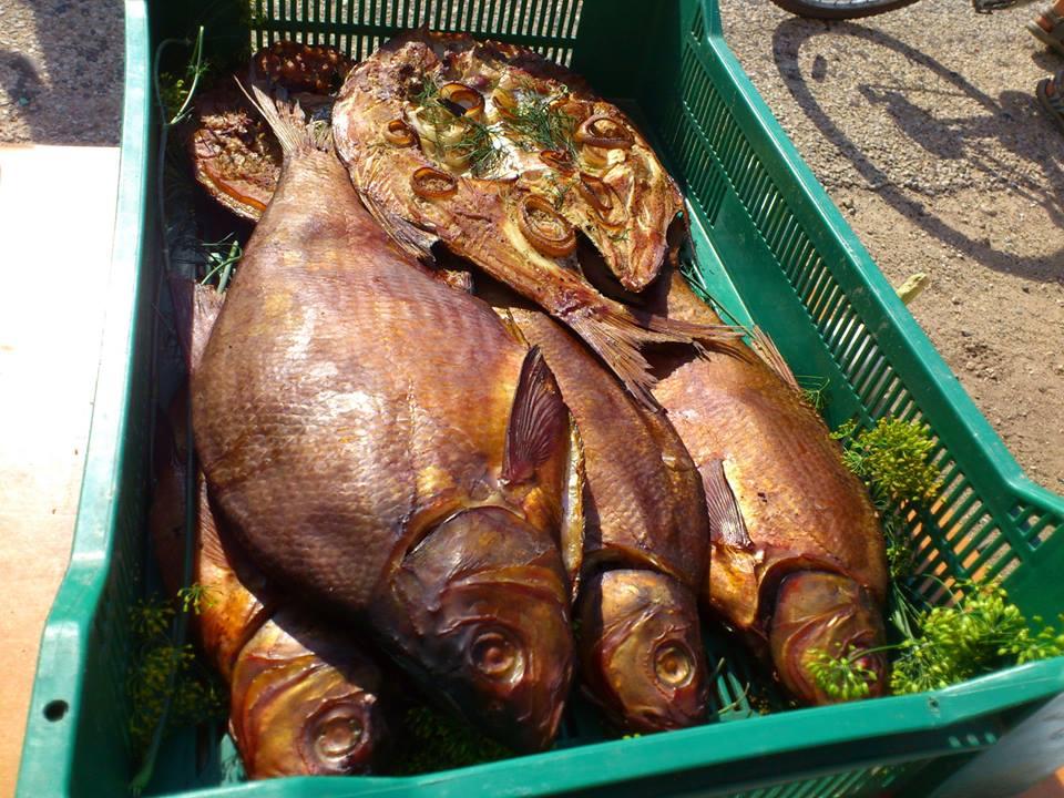 Peipsi kala müük