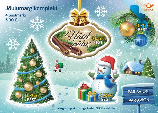 jõulumargid 2017