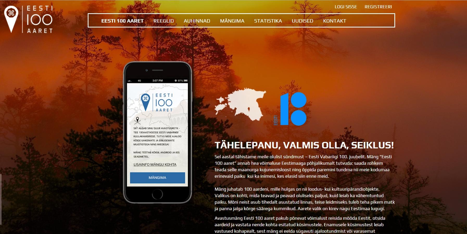 H2O ja Eesti 100 aaret kutsuvad mängima